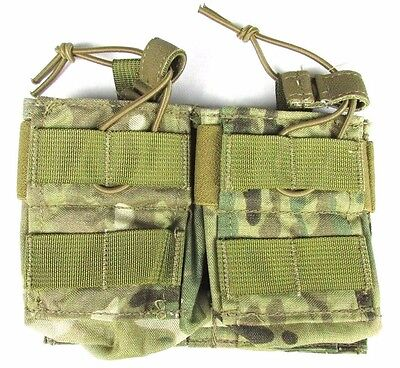 Eagle Allied Industries SOFLCS Multicam 556 Double Mag Pouch 2x2 CAG CRYE LBT SF