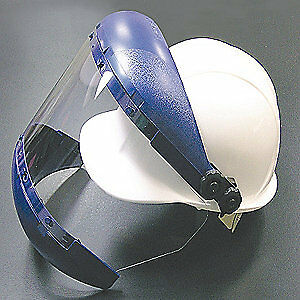 SELLSTROM Faceshield Visor,Clear,Acetate, S38210
