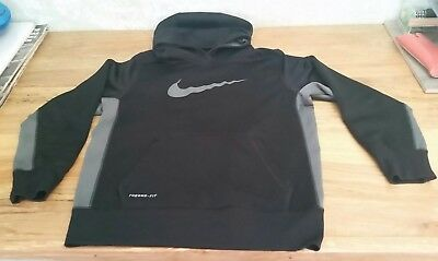 Boys Nike Therma Fit Hoodie - Size Medium  (10-12)