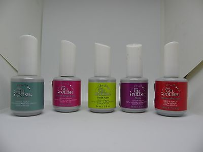 IBD Just Gel UV LED Gel Polish JustGel 0.5oz 14ml Pick ANY Color