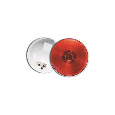 GROTE Stop/Turn/Tail Light,Round,Red, 52772