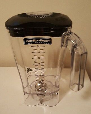 Hamilton Beach 6126-650 Polycarbonate 64oz Container for Blenders HBH650 HBH850
