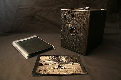 Premo Wet Plate Collodion Camera with 25 Ferrotype Plates (Reduced Price!)
