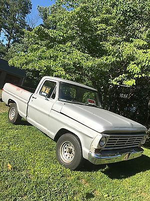 1970 Ford F-100 short bed 1970 ford f100 short bed pickup