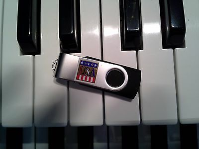 *****************16,000 Roland Styles for BK7m on 8GB USB Drive*****************