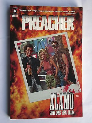 Preacher: Alamo: Vol 9:by Steve Dillon, Garth Ennis (P/B 1st Edition 2001) Titan