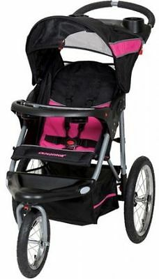 Baby Trend Expedition Jogger Stroller, Bubble Gum, TAX FREE!