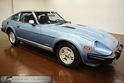 1980 Datsun 280ZX Car 1980 Datsun 280ZX 5 Speed