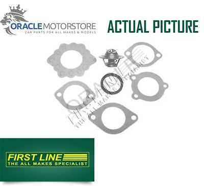 New First Line Front Coolant Thermostat Kit Oe Quality Replacement - Ftk006