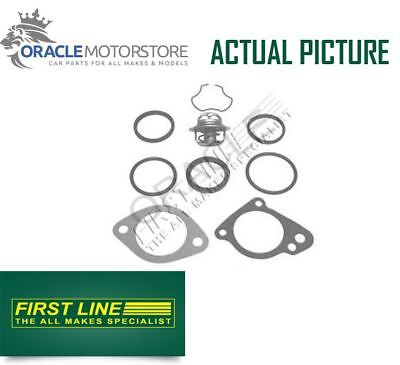 New First Line Front Coolant Thermostat Kit Oe Quality Replacement - Ftk011
