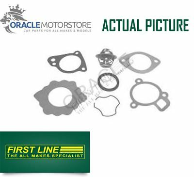 New First Line Front Coolant Thermostat Kit Oe Quality Replacement - Ftk005