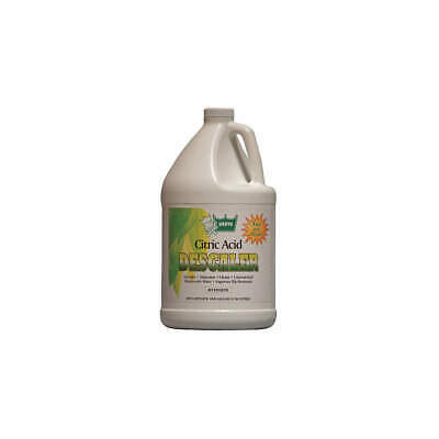 WERTH SANITARY SUPPLY Biobased Descaler,1 gal,PK4, 1101070, Clear