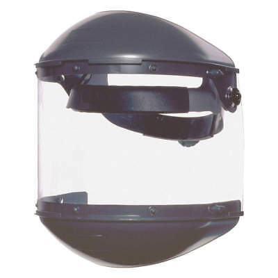 HONEYWELL FIBRE-METAL Faceshield Assembly,Clear,Propionate, FM400DCCL