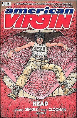 3 x American Virgin: Paperback comic books. collectors 1st edition New mint