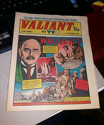 Valiant and TV 21 8th September 1973