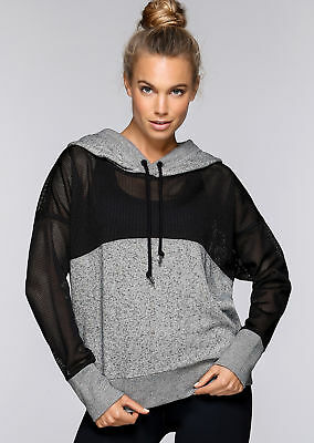 NEW Lorna Jane Fitness Match Point Active Hoodie
