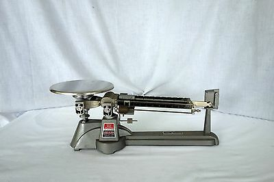 Vintage Ohaus triple beam scale