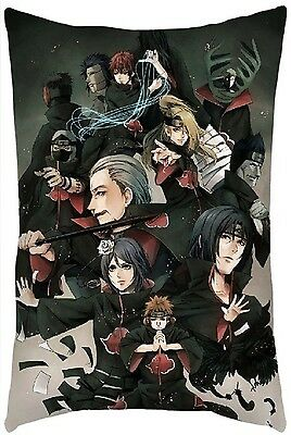 Naruto Akatsuki Pillow USA SELLER!!! FAST SHIPPING!