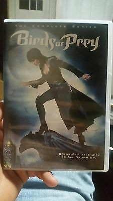 Birds of Prey - The Complete Series (DVD, 2008, 4-Disc Set)