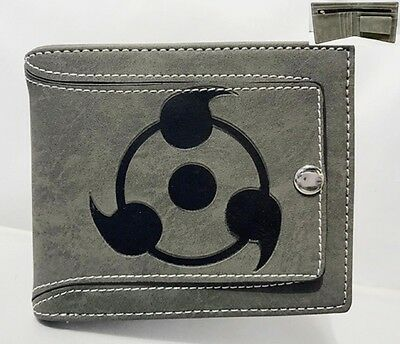 Naruto Sharingan Wallet USA SELLER!!! FAST SHIPPING!