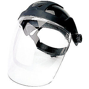SELLSTROM Ratchet Faceshield Assembly,Clear, S32010