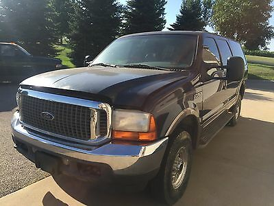 2001 Ford Excursion  2001 Ford Excursion 7.3 diesel