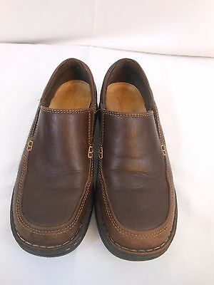 Womens EASTLAND LOAFER CASUAL Shoes BROWN LEATHER Size 8 Wide