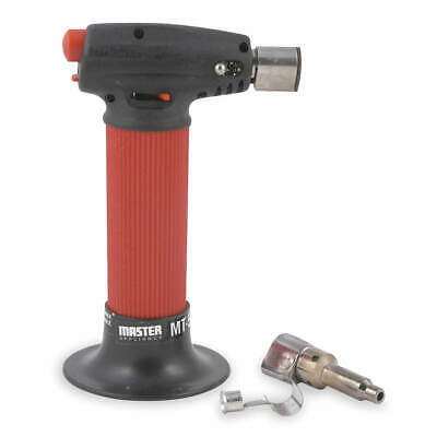 MASTER APPLIANCE Microtorch,2500 F,Butane,w/ Tip, MT-51H
