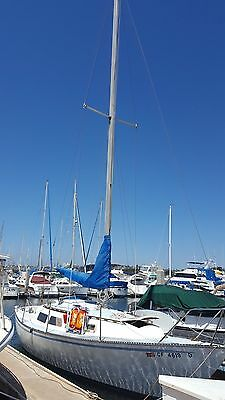 Sailboat for sale 28' Newport by Capital Yachts