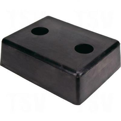 "Molded Dock Bumpers 4"" x 13"" x 10"""