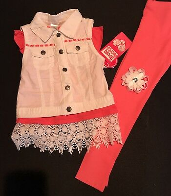FANTASTIC ~ Girls Size 4/5~ NWT~ NWOT Gymboree And Young Hearts Outfit/ Set