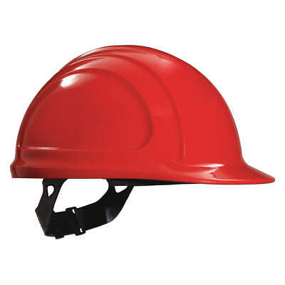 HONEYWELL NORTH Hard Hat,4 pt. Pinlock,Red, N10150000, Red
