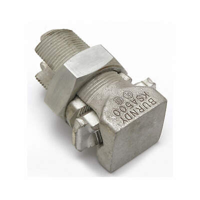BURNDY Tin-Plated Aluminum Split-Bolt Connector,400 to 500 kcmil, KSA500