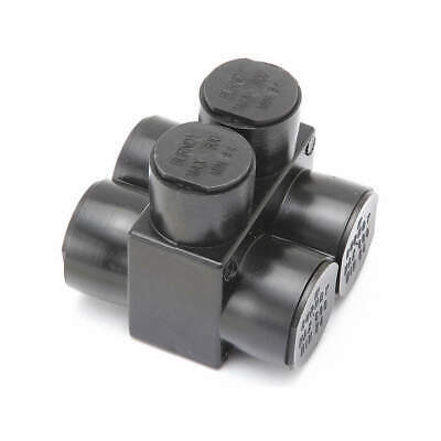 BURNDY Insulated Multitap Connector,2.75 In. W, 1PLD6002