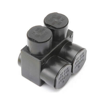 BURNDY Insulated Multitap Connector,2.75 In. L, 1PL6002