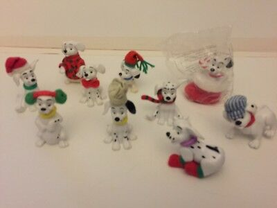 McDonalds 2000 Happy Meal Toys 102 Dalmatians 101 dalmations dogs Lot of 10