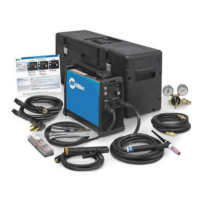 MILLER ELECTRIC TIG Welder,Maxstar 161 STL Series, 907710001