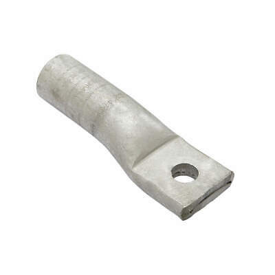 BURNDY Aluminum One Hole Lug Compress Connector,1/0 AWG, YA25A3