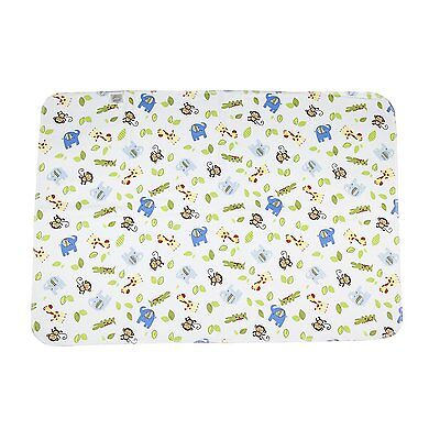 Baby Reusable Soft Diaper Nappy Changing Pad Infant Waterproof Mat Mattress