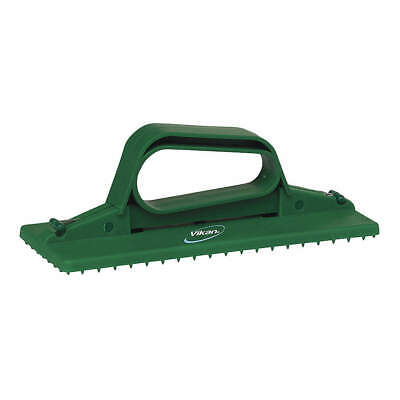 "VIKAN Scrub Pad Holder,Green,9""L, 55102, Green"