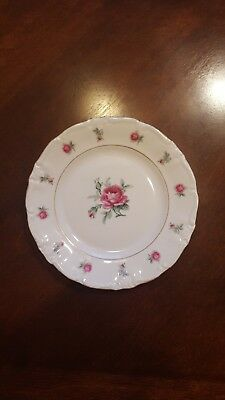 First Love bread and butter plate China by Treasure Chest