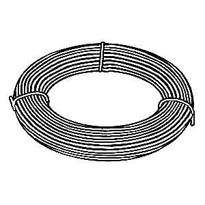 PRECISION BRAND Music Wire,Type 302 SS,4/0,0.006 In, 29006