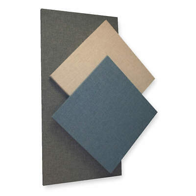 SOUND SEAL Acoustic Panel, Fabric, Blue, 8 sq. ft., FWP24B, Blue