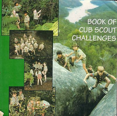 Book of Cub Scout Challenges SCOUTS AUSTRALIA