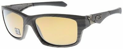 Oakley Jupiter Squared Sunglasses OO9135-07 Woodgrain|Tungsten Iridium Polarized