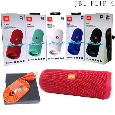 100% GENUINE NEW In Box JBL Charge 3 Waterproof Portable Bluetooth
