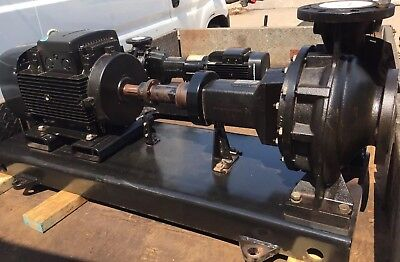 Grundfos Pump NK100-250/245 A2F2AF Dn100 Dn125 11kw Pn16 End Suction long couple