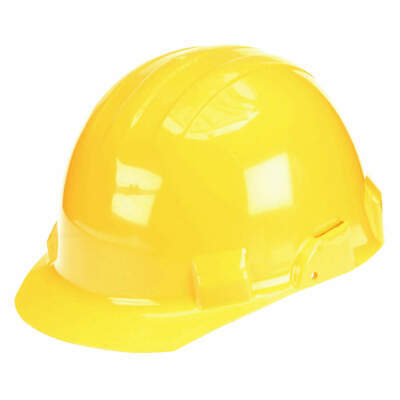 BULLARD Hard Hat,4 pt. Ratchet,Ylw, VTYLR, Yellow
