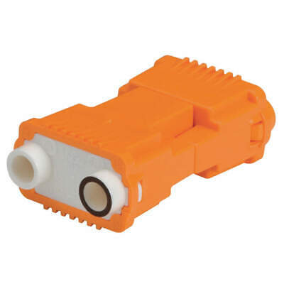 "IDEAL Ballast Disconnect,2 Ports,1.40"",PK1000, 30-102, Orange"
