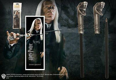 Harry Potter : Pen & Bookmark LUCIUS MALFOY from The Noble Collection NOB7984